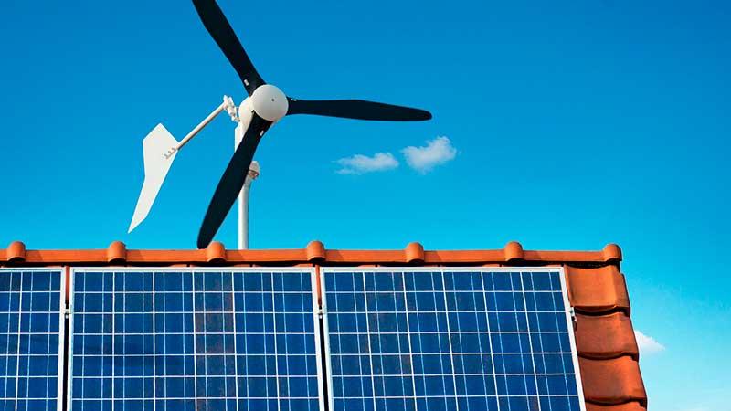 Instal·lar energia micro eòlica combinada amb fotovoltaica a Girona