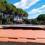 Instal·lació solar fotovoltaica a Girona