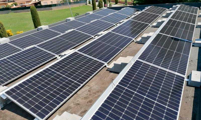 Fotovoltaica Autoconsum Torroella de Fluvià (Girona)