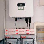 Instal·lació solar fotovoltaica a Sant Jordi Desvalls