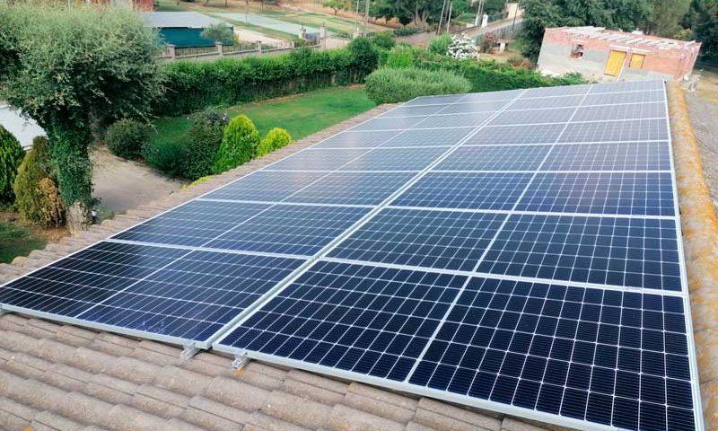 ENERGIA SOLAR FOTOVOLTAICA A VILOBI D'ONYAR