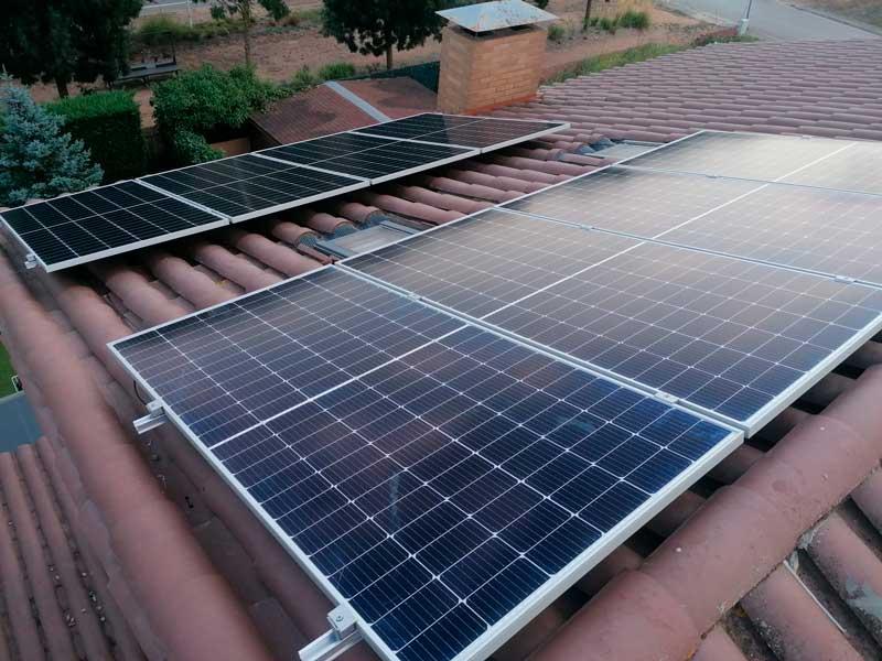 ENERGIA SOLAR FOTOVOLTAICA A BORDILS (GIRONA)
